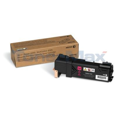 XEROX PHASER 6500 TONER CARTRIDGE MAGENTA